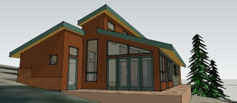 3D Model of Brandt Home