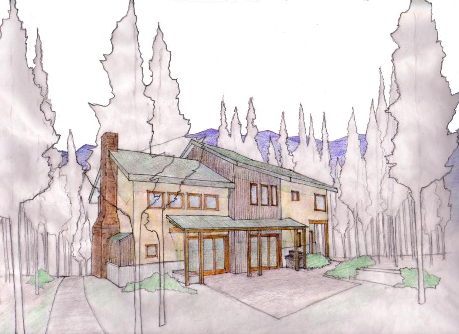 Breckinridge Slope Side Home