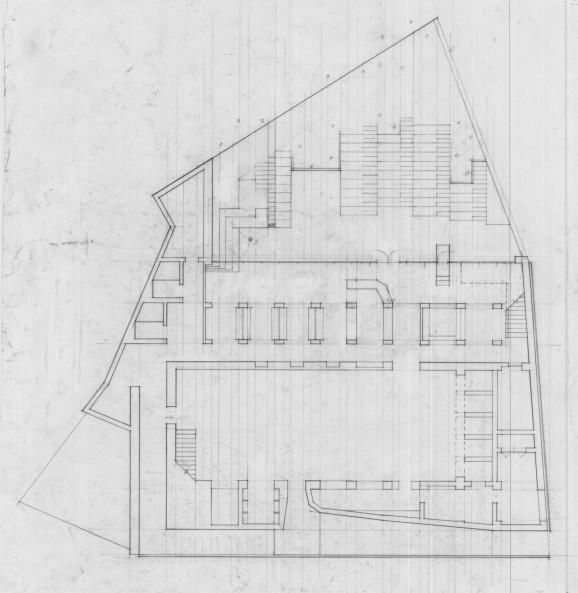 Uphams Corner Library - Ground Floor / Entry