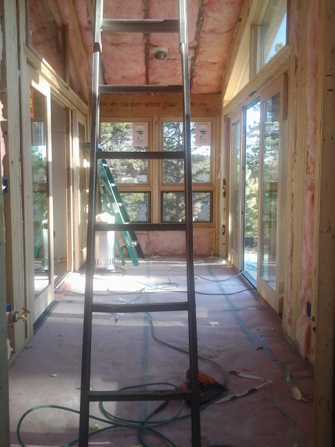 Sunroom (from Master Bedroom)
