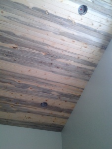 Interior Ceiling Paneling