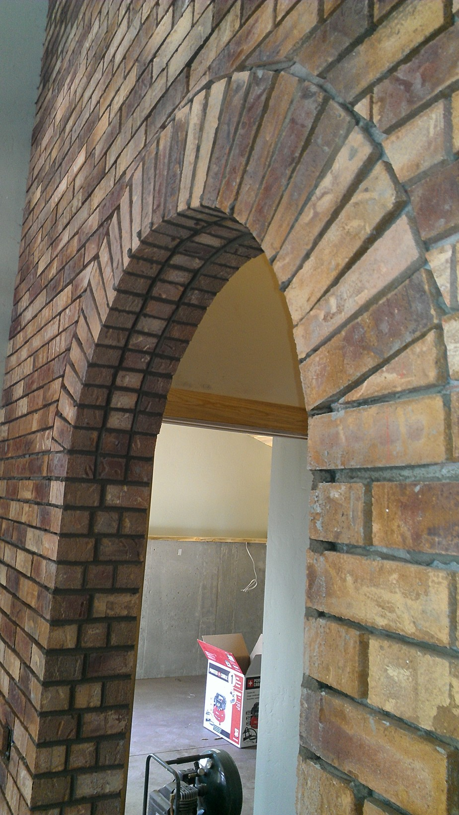 Brandt Thermal Brick Wall