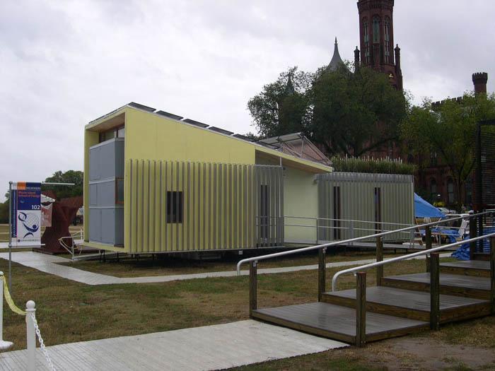 Solar Decathlon_exterior_RISD