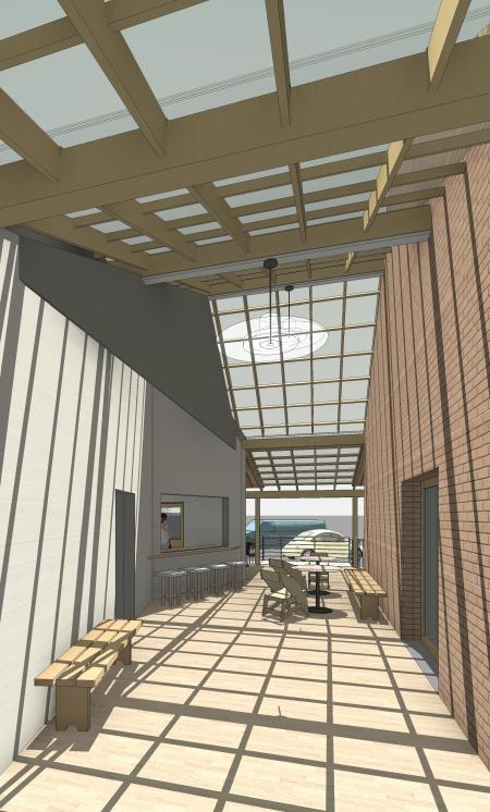 MW_Fanelli_Proposed plan - MW - 3D View - ATRIUM