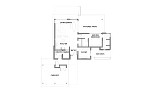 Andersen Residence_Thumbnail Sketch