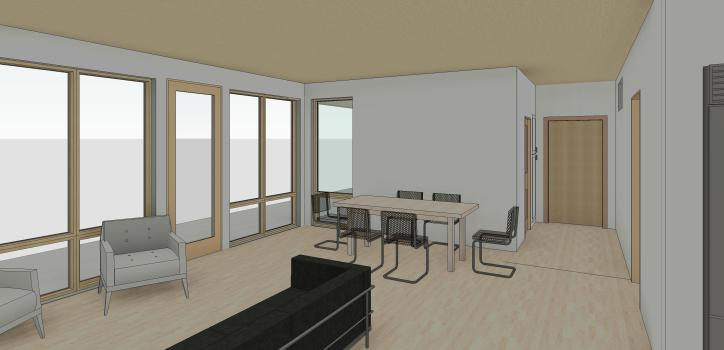 Woodbury_Residence_V4 - 3D View - 3D View 2